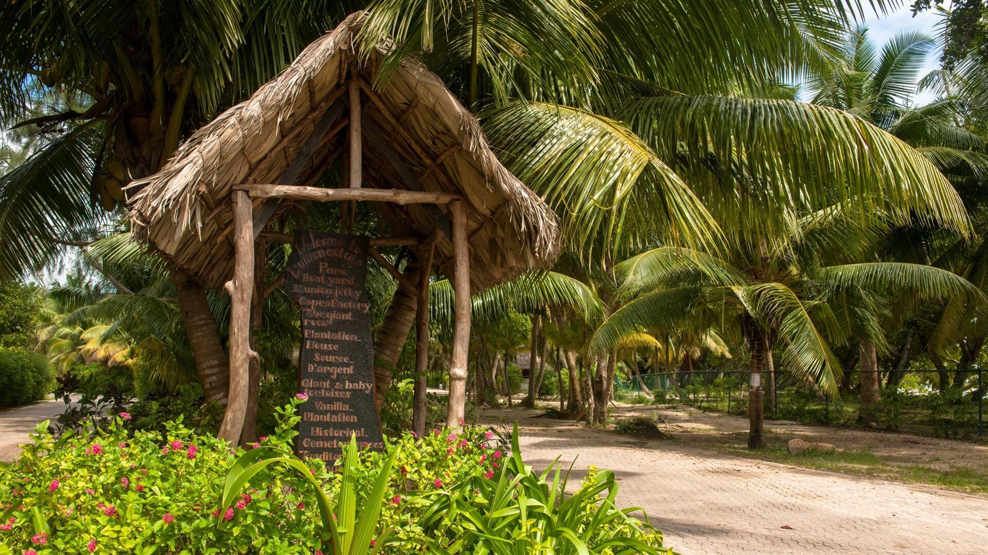 Coconut Plantation House Seyşeller
