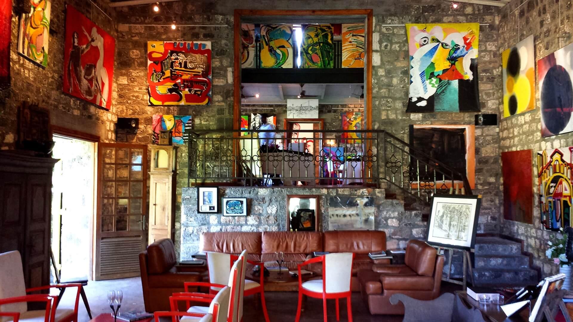 Le Cafe des Arts Mauritius