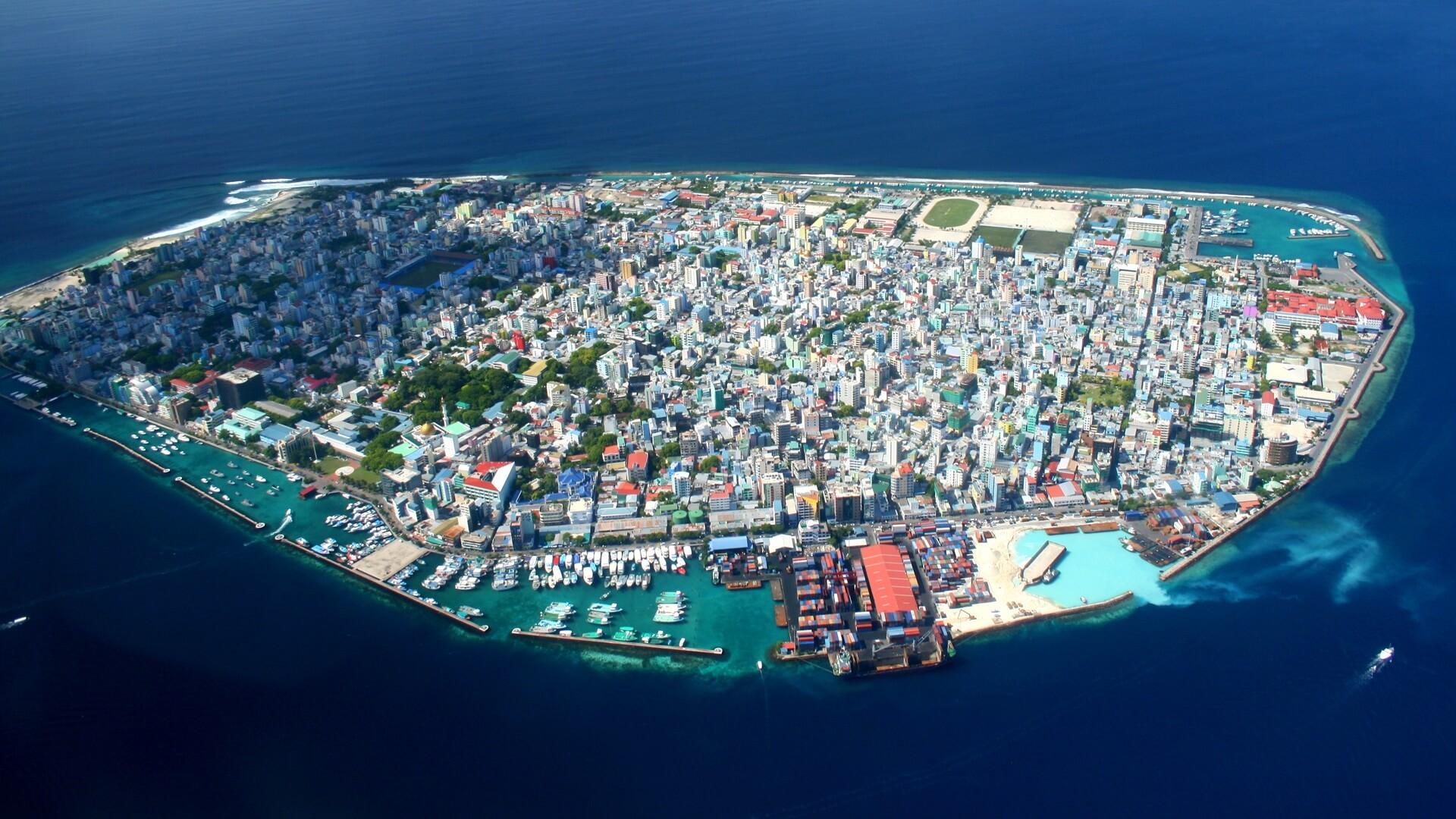 Male Maldivler