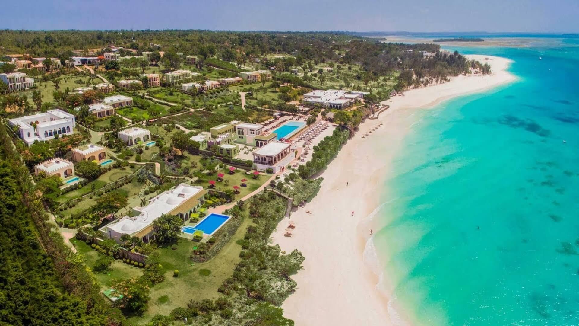 Nungwi ve Kendwa Plajları Zanzibar