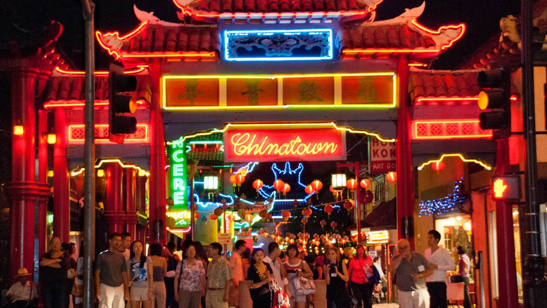 Port Louis Chinatown Mauritius