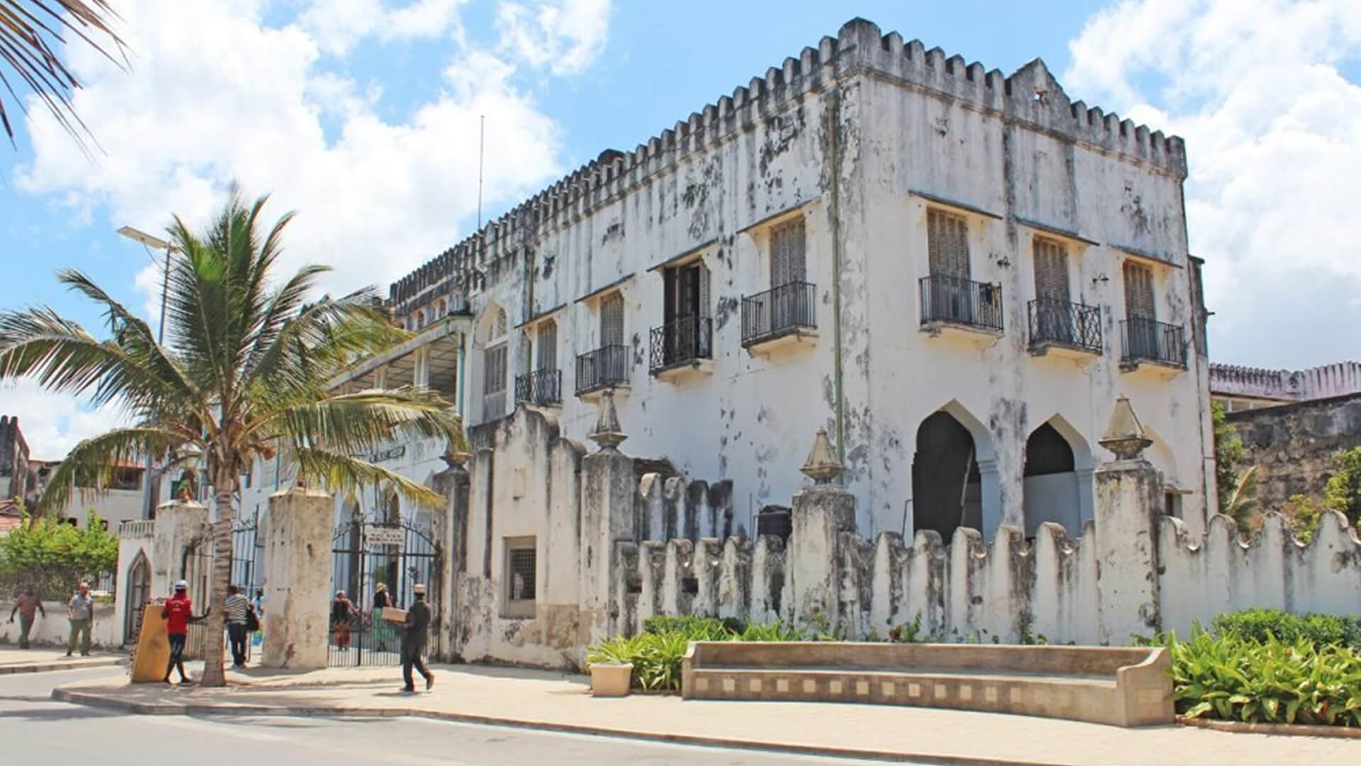 Saray Müzesi Zanzibar