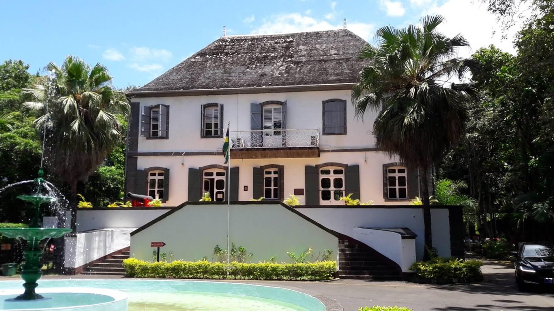 Ulusal Tarih Müzesi Mauritius