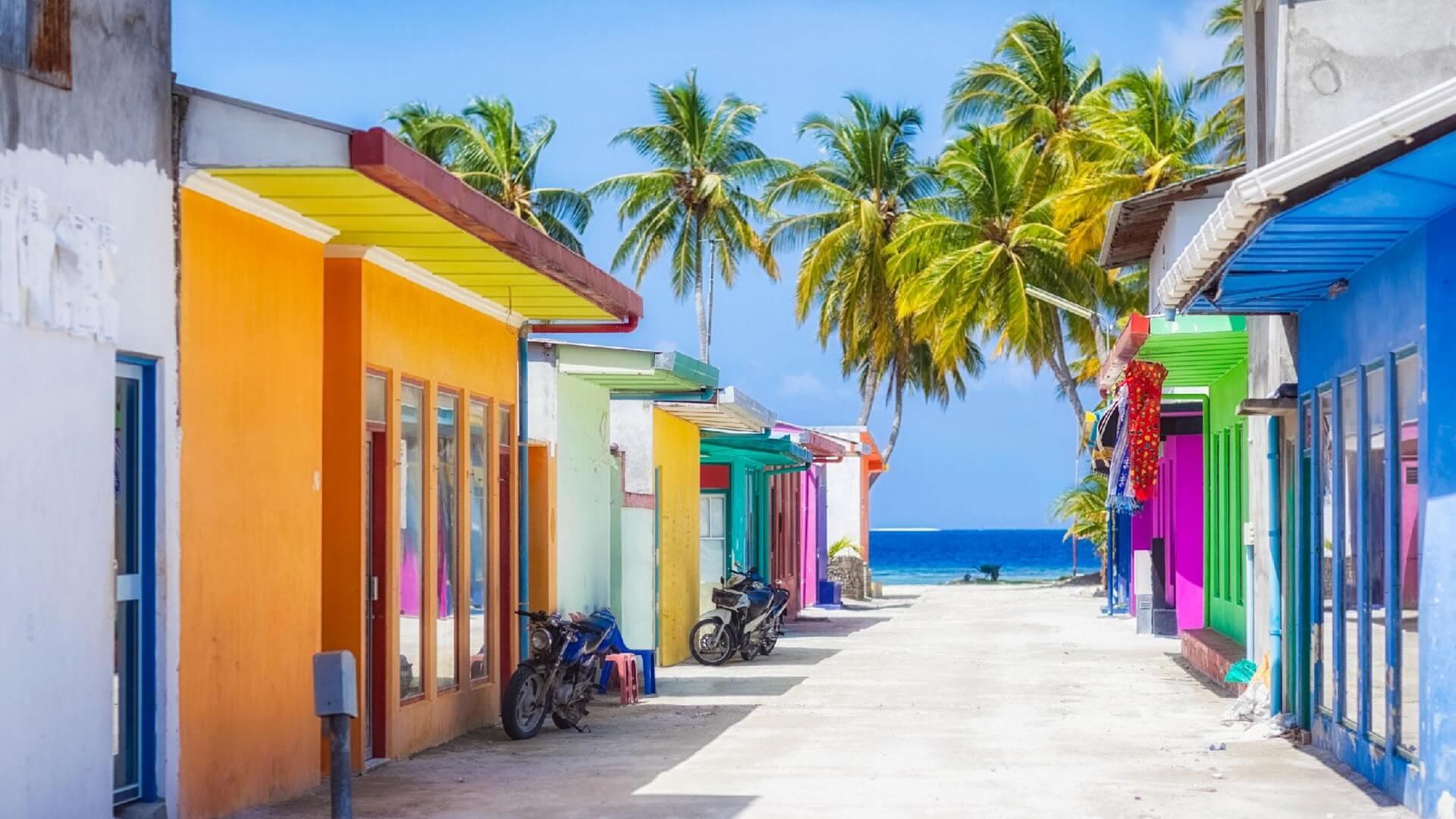 Yerel Adalar Maldivler